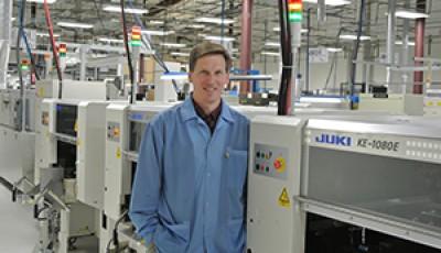 Inovar orders three Juki KE-1080ENs for its growing EMS business