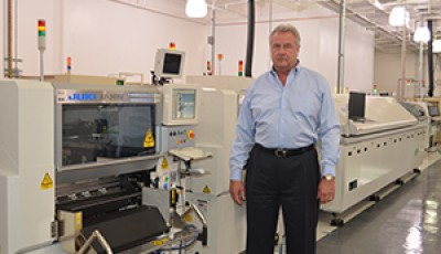 Absolute EMS increases production capacity with new Juki line