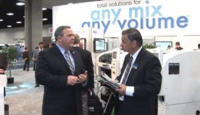 Panasonic discusses the range of new Pick and Place Machines at Apex 2013